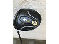 TaylorMade M2 Driver - LEFT Handed