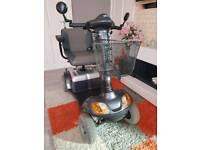 KYMCO SUPER 8 MIDI SIZED 8MPH MOBILITY SCOOTER IN EXCELLENT CONDITION £445