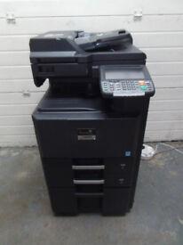 Kyocera Taskala 250ci A3 A4 colour B/W photocopier printer scanner . Ashford Kent