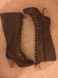 Dune - Knee high boots
