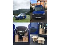 Fiat Doblo Campervan, Low milage, great condition! Price reduced for a quick sale.