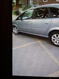 Vauxhall meriva breeze s.e 1.6 long mot low mileage .