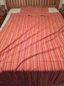 Striped Single duvet cover set