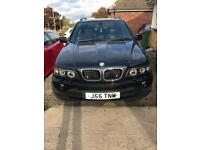 BMW X5 3.0D M-Sport, Black