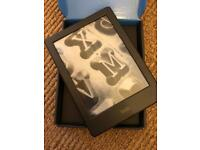 Kindle 2016 WiFi Touch E-Reader - Black (with Minion Case)