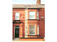 7 BED STUDENT HOUSE AMPTHILL ROAD AIGBURTH ALL/INC NO DEPOHALF SUMMER RENT