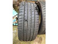 255/35/20 tyres x6