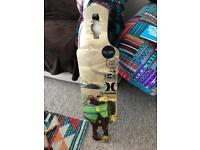 Globe Drop Through Longboard Skateboard Deck