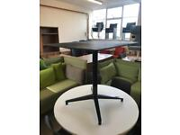Square black vitra table office furniture cheap Harlow London Essex
