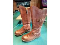 Dr Marten boots size 5