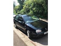 Volkswagen Golf Match 1.4l 3 door, black