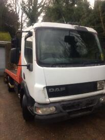 DAF RECOVERY 7,5
