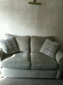 House of Fraser Sofa and Snuggle Chair
