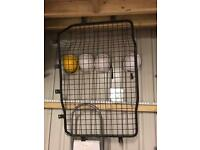 FORD TRANSIT DRIVERS SIDE BULKHEAD CAGE