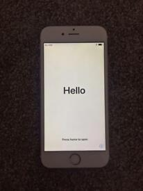 iPhone 6s - Unlocked - Apple warranty - 32gb