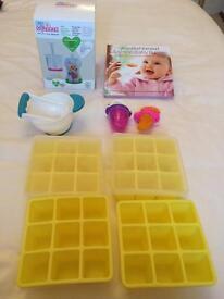 Baby weaning kit