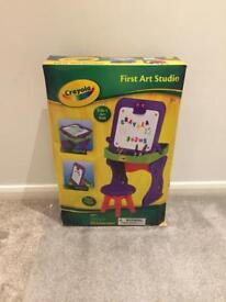 Crayola First Art Studio (with box)