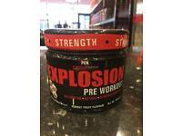Explosion Preworkout