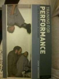 Acting books