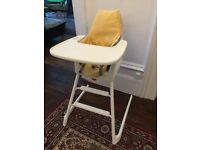 Ikea LANGUR baby high chair and junior chair in one - hardly used