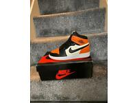 Nike jordan 1s sizes 4 6 7 8.5 9 10