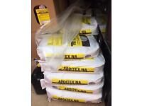 Floor screed ardex Na Self Levelling compound,20 Kg Bags + 4.85 Ltr Liquid Top!