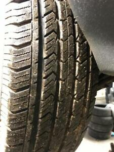 215-70-16 All Season 4 Tires over 85%Tread Type Sunfull Free Install And Balance