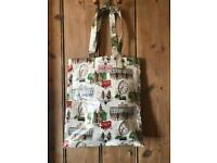 Cath kidston London themed bag