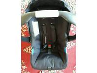 Mothercare car seat excellent condition