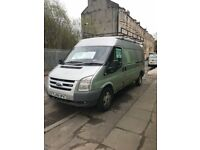 Ford Transit 115 T350L ex fleet vehicle (Priced to sell! - slight cosmetic damage)