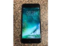 Space grey iPhone 6s 64gb unlocked