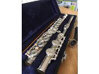Earlham Series II - Silver Flute