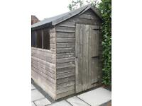 Shed.