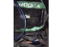 Match Fishing Keep Net Set - Sigma Keepnet, Landing Net & Middy Xtreme Net Bag