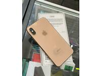 Apple IPhone XS 256gb Unlocked Gold Excellent Condition