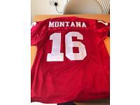 Mitchell and Ness - Joe Montana 49ers NFL