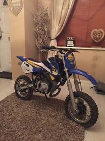 Beta 50cc kids motocross
