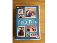 Box Set Cold Feet Series 1 to 6