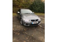 BMW 3 series coupe 2011 320i m sport 44k miles