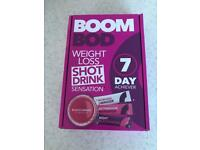 Boom bod weight loss sachets 7 day achiever