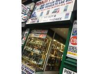 Adams phones Leeds repair center