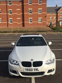 2010 BMW 335D M SPORT COUPE - FULL BMW SERVICE HISTORY