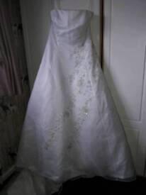 Romantia wedding dress