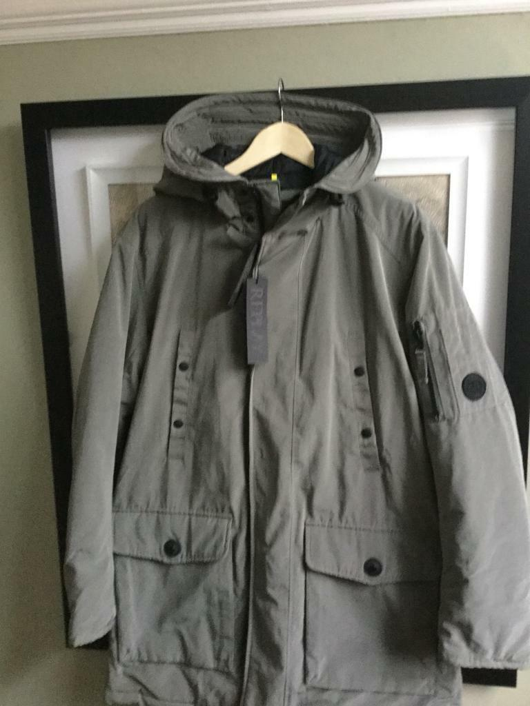 Men's Replay Winter Jacket Size L