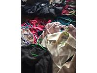 Job lot EVERYTHING high street or designer label 50+ items ladies in style sizes 6-16 clothes