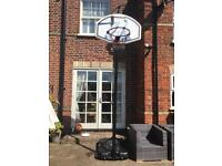 Free Standing Adjustable Basketball Hoop