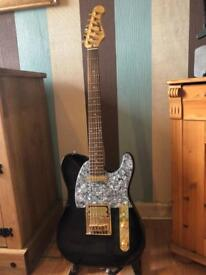 Indie Telecaster £170 ONO