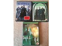 DVD collection- The Matrix