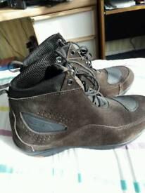 Spyke motorbike boots