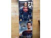 Justice League Superman Still in Box